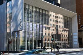 SADEV-Facade-verre-pince_Glass-clamp-facade-Manuvie-Canada